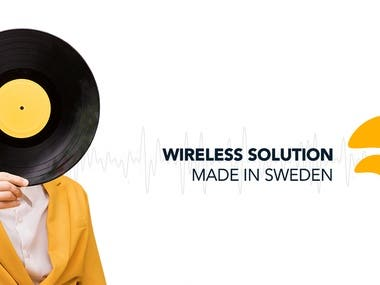 WIRELESS SOLUTION - Made in Sweden