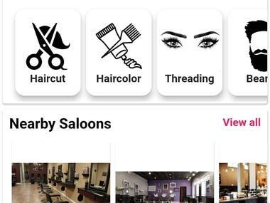 Salon Appointment System
