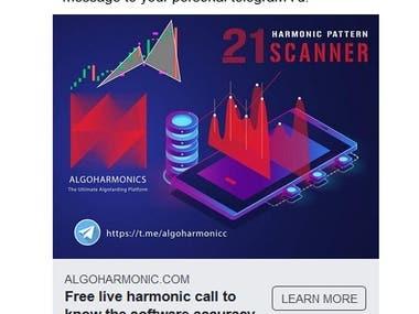 Facebook Ads for Stock Broking Website