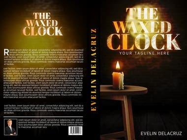 BOOK COVER, BACK & SPINE DESIGN