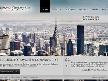Rovner & CO LTD