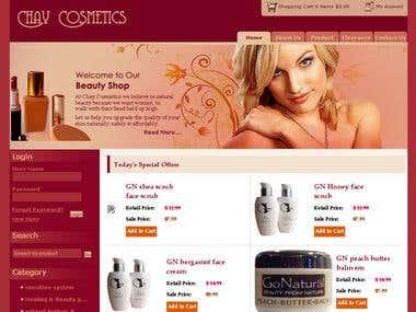 Chaycosmetics (Online shopping)