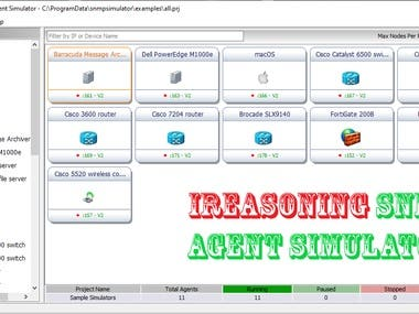 IOT Infrastructure monitoring[iReasoning]