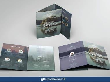 Premium Brochure Designs