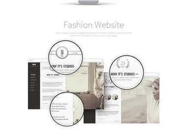 Brwnstone website design
