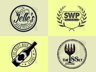Logo Design Custom, Custom Logo,