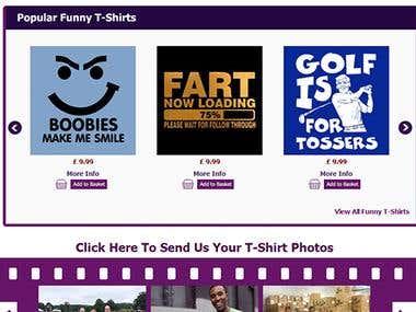 Clothing Mojo (eCommerce)