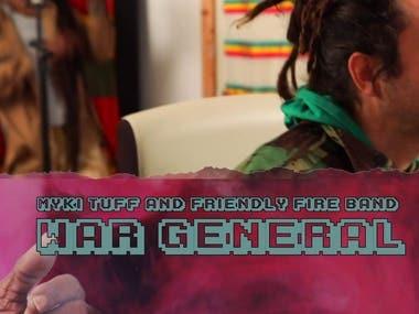 War General Music Video Trailer