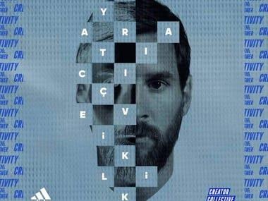 adidas (Turkey) Football - World Cup Communication