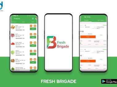 Freshbrigade- Fresh Vegi Market