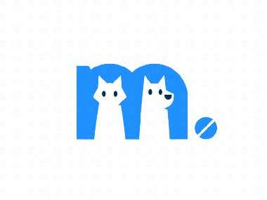 Mo Animated Logo