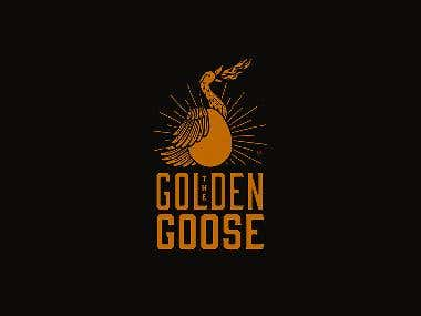 Golden Goose Animated Logo