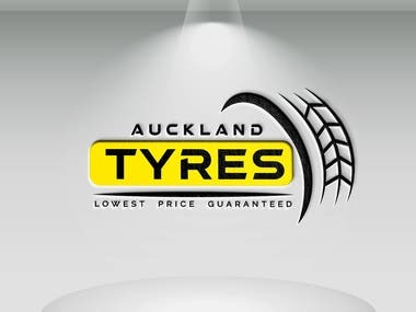Its A tyre business logo