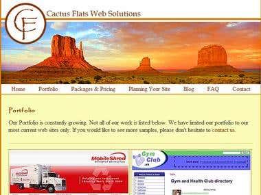 CactusFlatsDesign.com