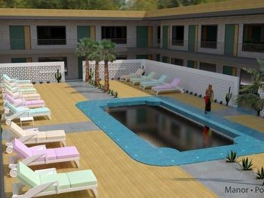 Apartment Complex Renovation