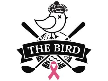 thebird Golf NGO Logo