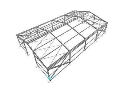 Industrial Building Design.