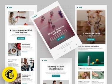 Email Marketing,HTML Email Design,Email Template.