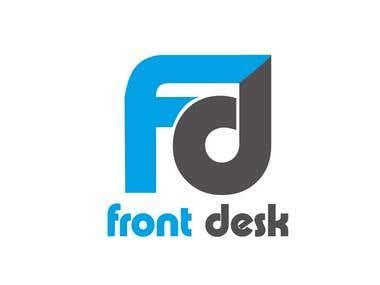 Logo Design for FRONT DESK Co.