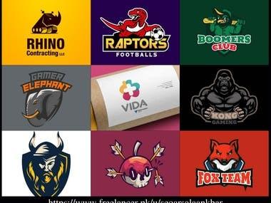 Logo Design | Brand Logo | Brand Identity | Custom Logo