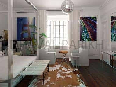 Neo calssic interiors