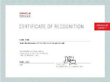 Oracle Cloud Infrastructure 2019 Certified Cloud Operations