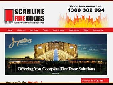 Online Fire Door Installation Provider
