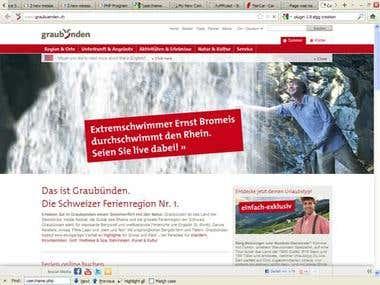 Tourism Portal | Graubuenden.ch