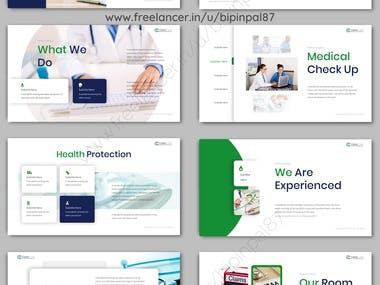 Healthcare Presentation