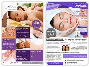 Beauty Infographic / Flyer