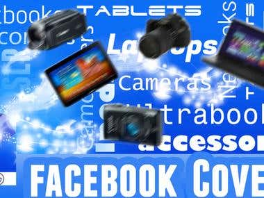Facebook Cover for a  Company