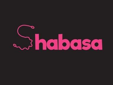 Shabasa Logo Design
