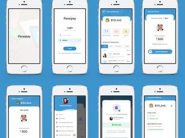 Peer2 peer money transfer app