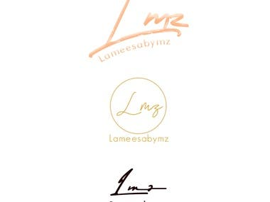 Signature Logo for Fashion Brand