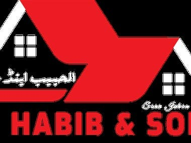 AL HABIB AND SONS LOGO