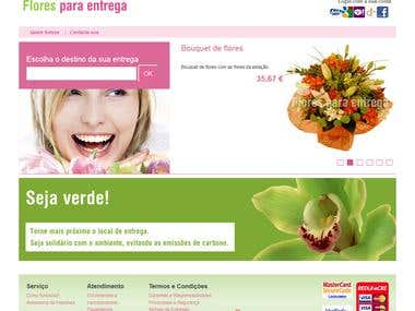 Loja Online Flores para Entrega