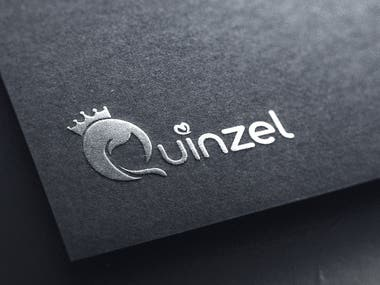 Quinzel Logo Design