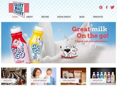 Dairy Maid Dairy
