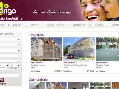 Website 1. Abrigo