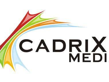 Logo Cadrix Media