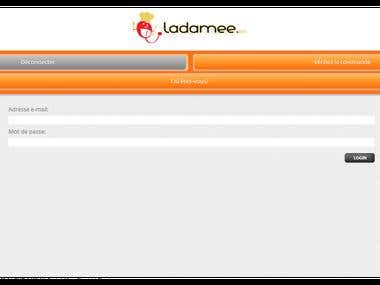 The Android Version of LaDamee.CM