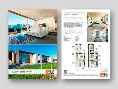 Brochure/Flyer Design
