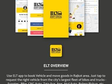 ELT - Easy Local Transport