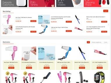 Brandons Club - Online Gadgets store