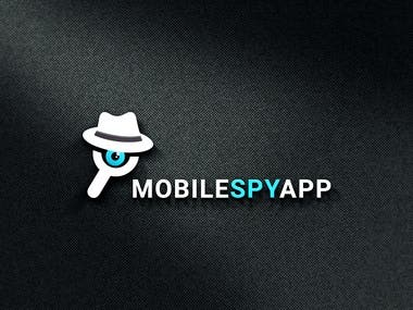 Mobile SPY App Logo