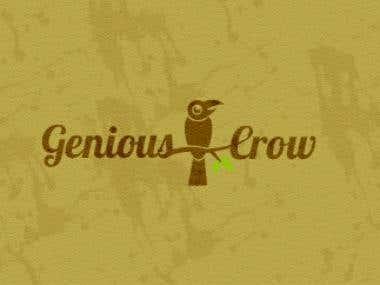 GeniusCrow Logo