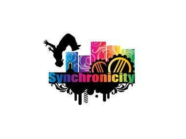 Synchronicity Logo Desigb