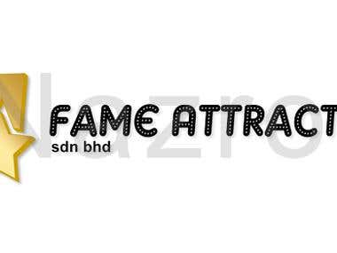 Fame Attraction logo