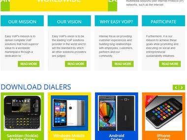 VoIP Website