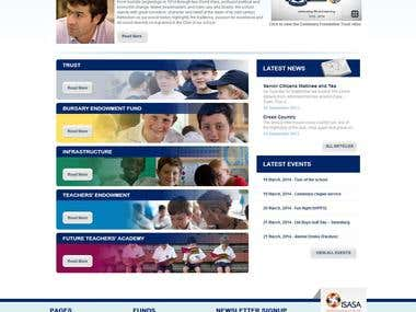 WPPS Centenary Website